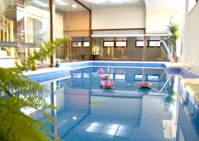 Interiror Hotel Spa Aguaviva