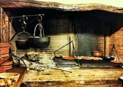 Restaurante rústico, fotografía realizada por indeXMedia