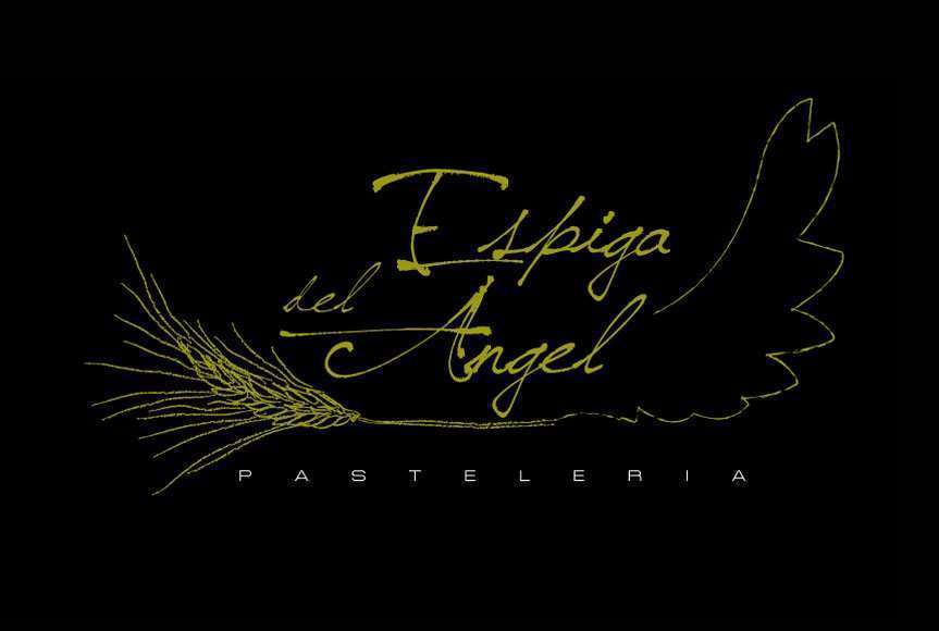 Logotipo Espiga del Angel