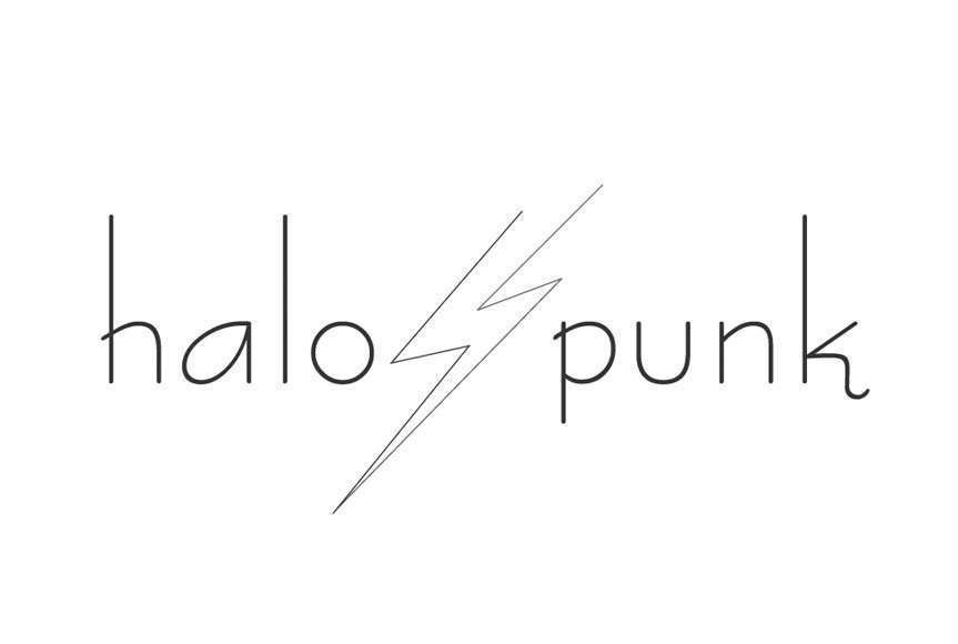 Logotipo Halo Punk