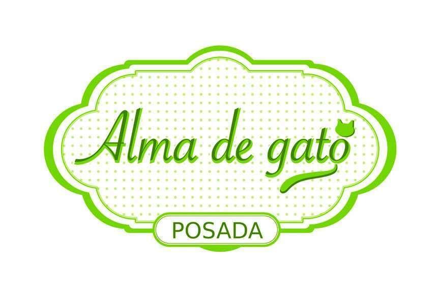 Logotipo Posada Alma de Gato