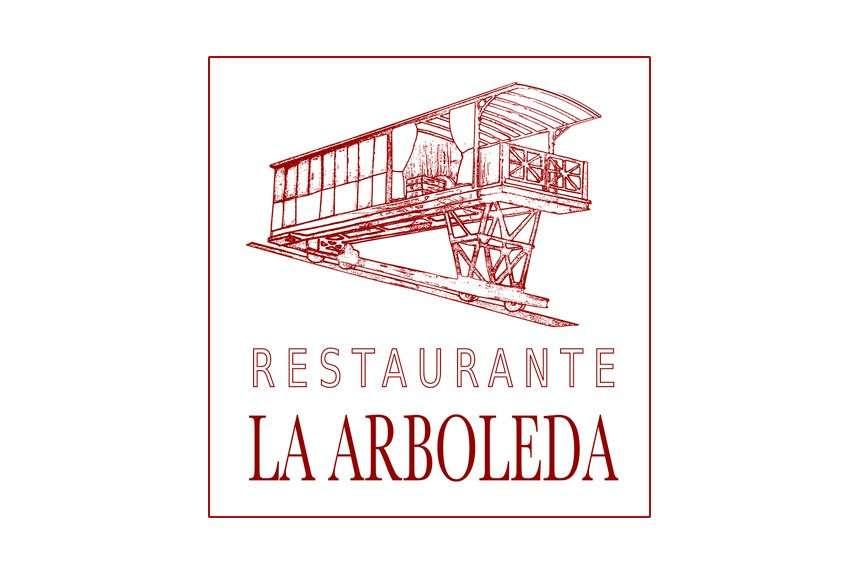Logotipo Restaurante La arboleda