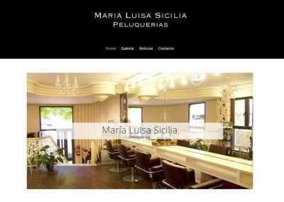 Peluquerías María Luisa Sicilia