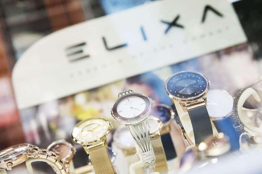 Fotografía de relojes para web