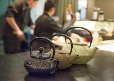 Fotografía de instalaciones restaurantes