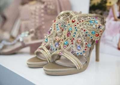 Zapatos de mujer, fotografía para web