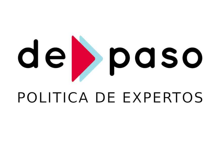 Diseño logotipo iniciativa política De Paso