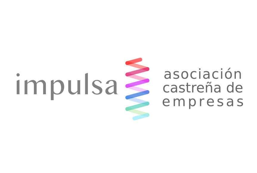 Diseño logotipo Impulsa