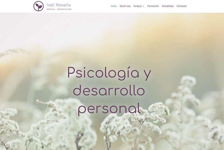 Web psicóloga Irati Novella de Castro Urdiales