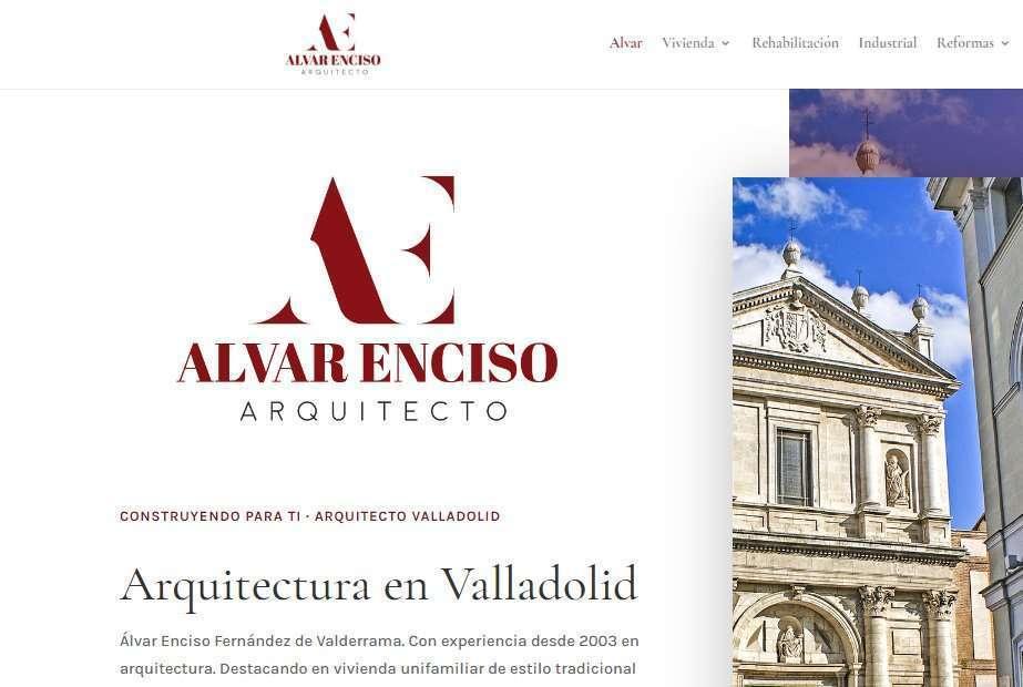 Alvar Enciso – arquitecto