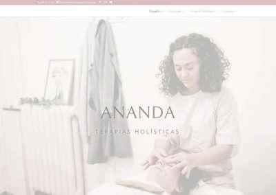 Ananda Terapias Holísticas