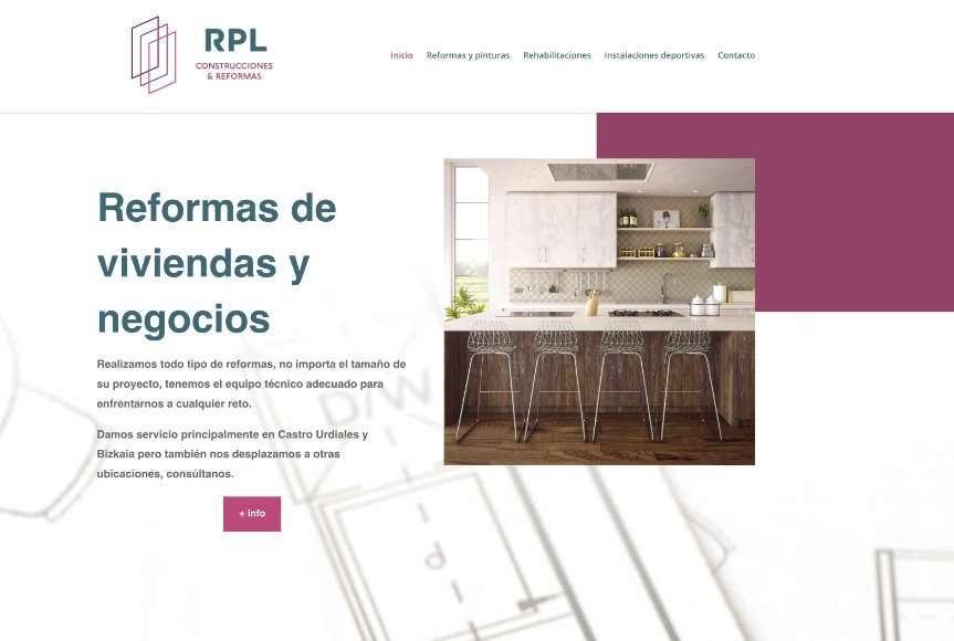 RPL Construcciones & Reformas